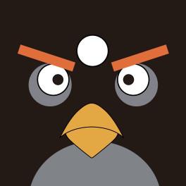 bird-black