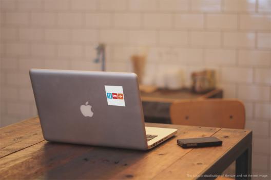 Eat Sleep Code - Preview On Macbook
