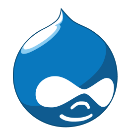 Drupal Shape Cut Sticker