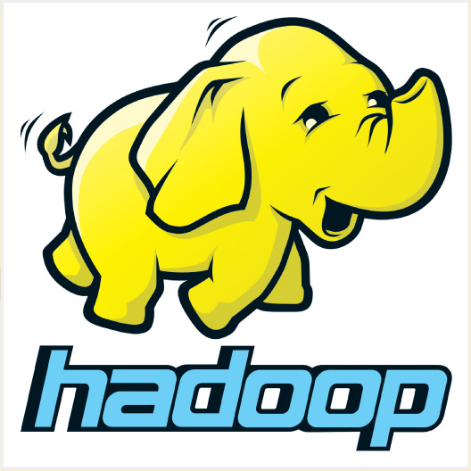 Hadoop Vinyl Sticker