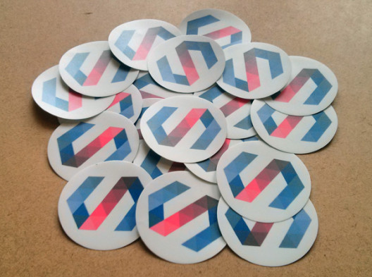 Polymer Stickers Perspective Preview