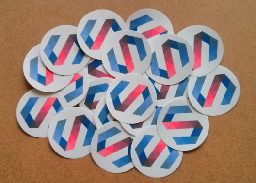 Polymer Stickers Preview
