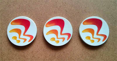 Qlicket Vinyl Die Cut Stickers