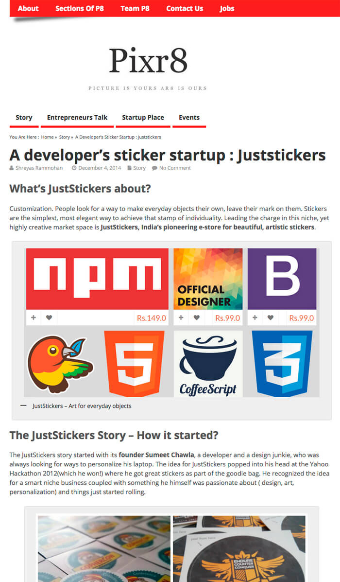 A-developers-sticker-startup-Juststickers--by-Pixr8