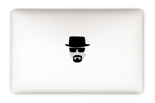Heisenberg decal preview