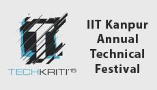 Techkriti-IIT-Kanpur-2015