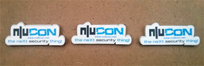 Nullcon Stickers