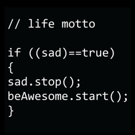 code-and-be-awesome