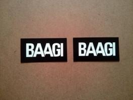 Baagi Stickers