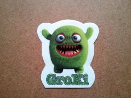 Groki Stickers