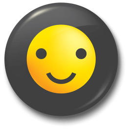 smiley1-badge