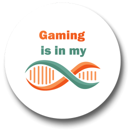 gaming-is-in-my-dna-badge