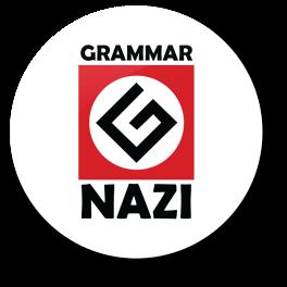 grammar-nazi-badge