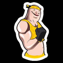 hog-boxer