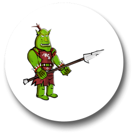Orc Badge