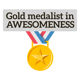 gold-medalist-in-awesomeness