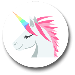 unicorn-badge