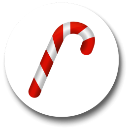 candy-cane-badge