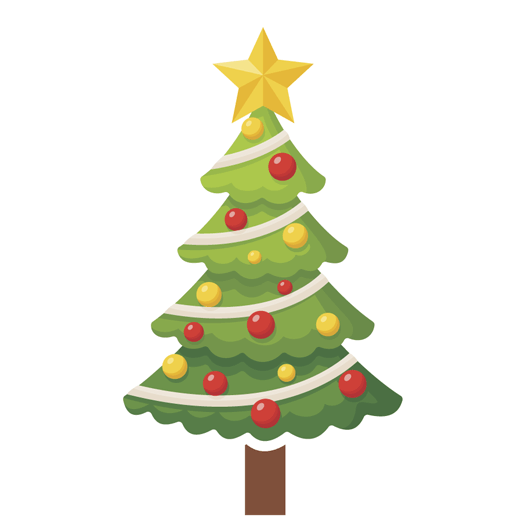Christmas Tree Sticker Just Stickers Just Stickers
