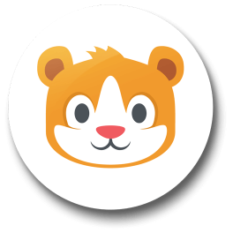 hamster-badge