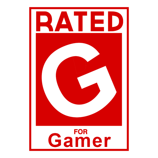 rated-g-for-gamer