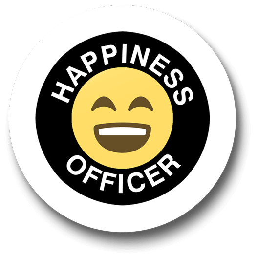 happiness-officer-badge