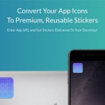 app icon stickers