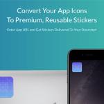 app icon stickers