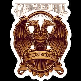 gandaberunda-golden-mankutimma