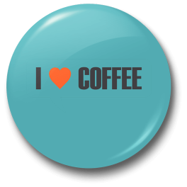 i-love-coffee-badge