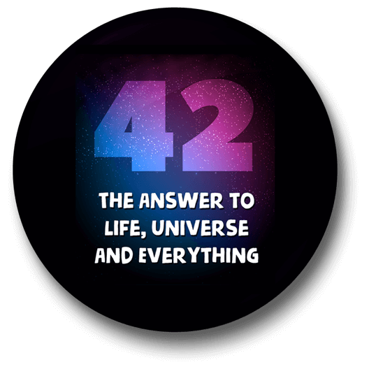 07f04533ed1 42 – The Answer To Life ...