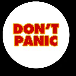 dont-panic-badge