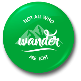 not-all-who-wander-are-lost-badge