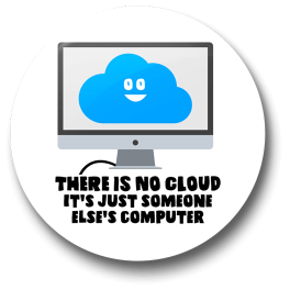 there-is-no-cloud-badge