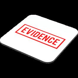 evidence-coaster
