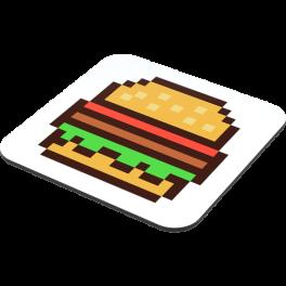 pixel-burger-coaster