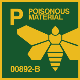 poisonous-material