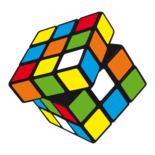Rubik's Cube Sticker - Just Stickers : Just Stickers