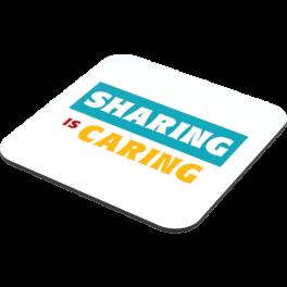 sharing-is-caring-coaster