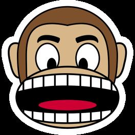 monkey-angry