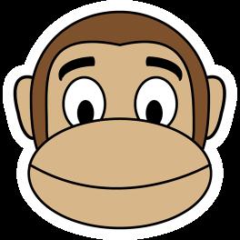 monkey-happy
