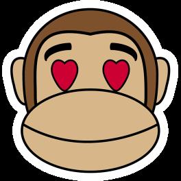 monkey-in-love