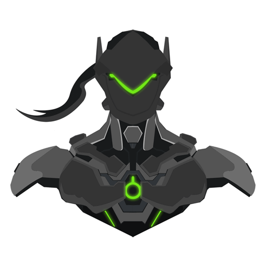 Genji sticker
