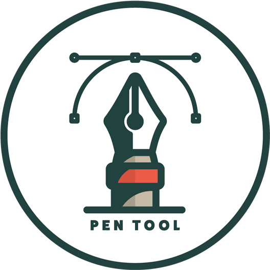 pen tool sticker just stickers just stickers