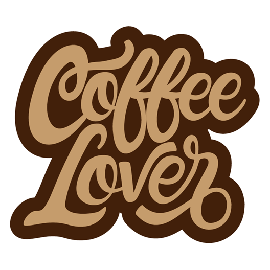 Coffee Lover Sticker - Just Stickers