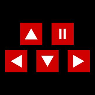 gamer-keys-red